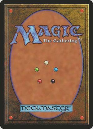 Magic the Gathering Background