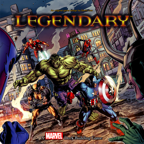 Board Game Battles: Marvel Legendary vs Marvel Champions
