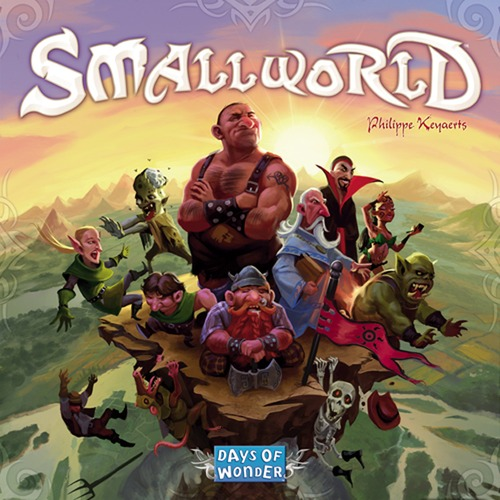 TableTopTakes: Small World