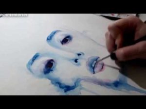 Image Credit: Lee Soohyuk Watercolor Painting