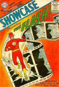 "By ""Showcase #4"" at The Grand Comics Database. Retrieved December 25, 2004., Fair use"