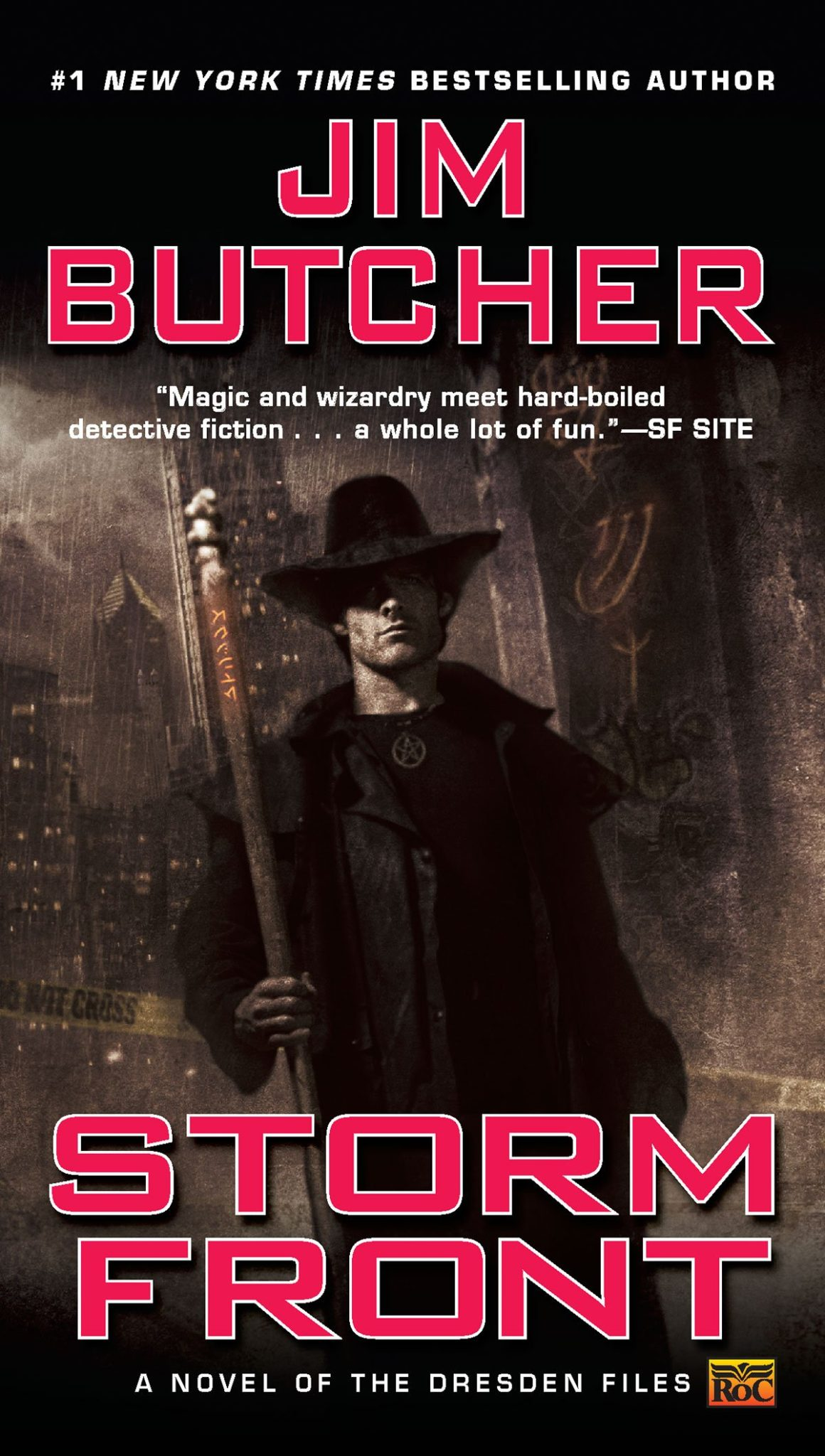 Book'em Nerdo: The Dresden Files