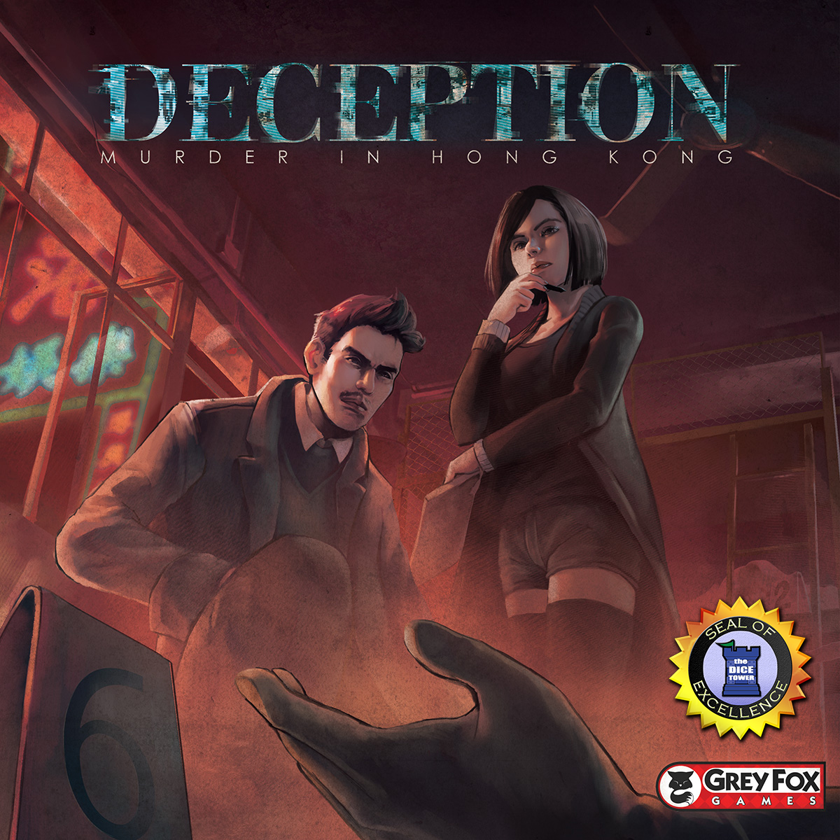 TableTopTakes: Deception: Murder in Hong Kong