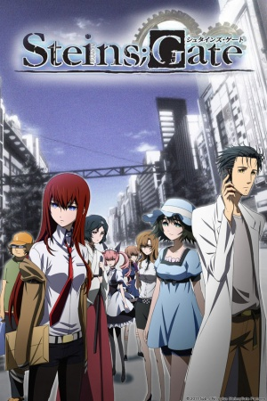 Steins;Gate – Anime Review