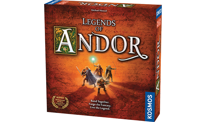 TableTopTakes: Legends of Andor
