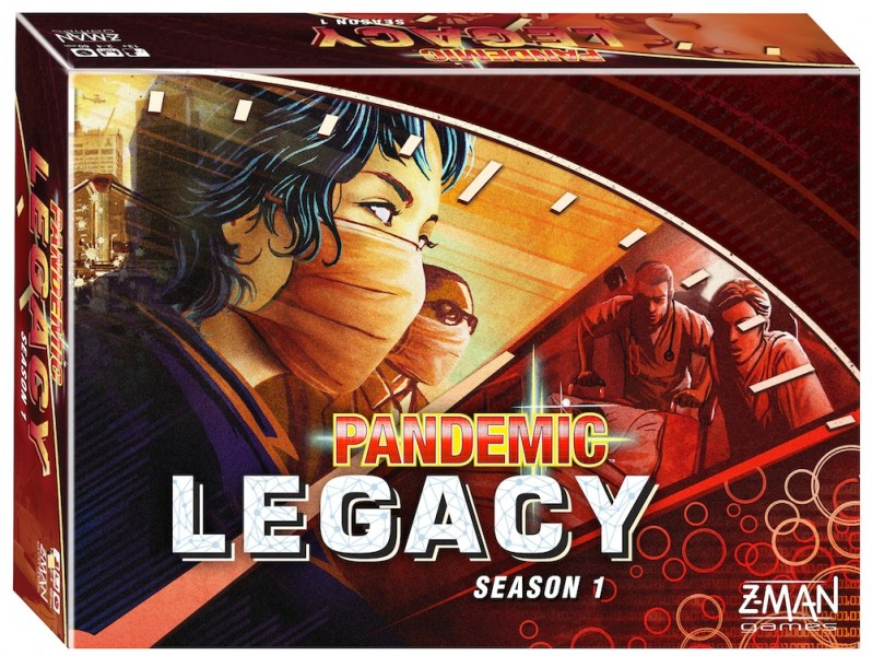 TableTopTakes: Pandemic Legacy Season 1 – Solo and Group