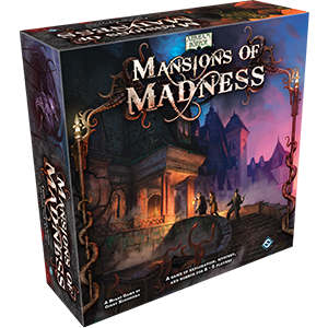 Eating Nerdy – Mansions of Madness