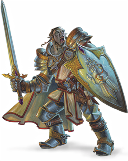 D&D Classing it Up: Paladin