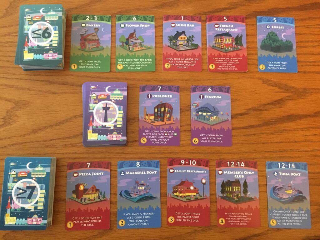 TableTopTakes: Machi Koro Bright Lights Big City