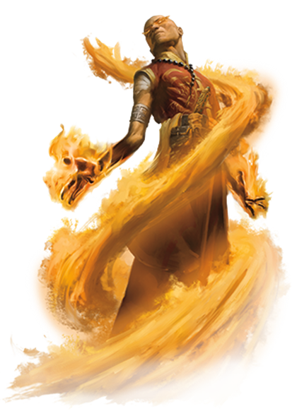 D&D Classing it Up: Sorcerer