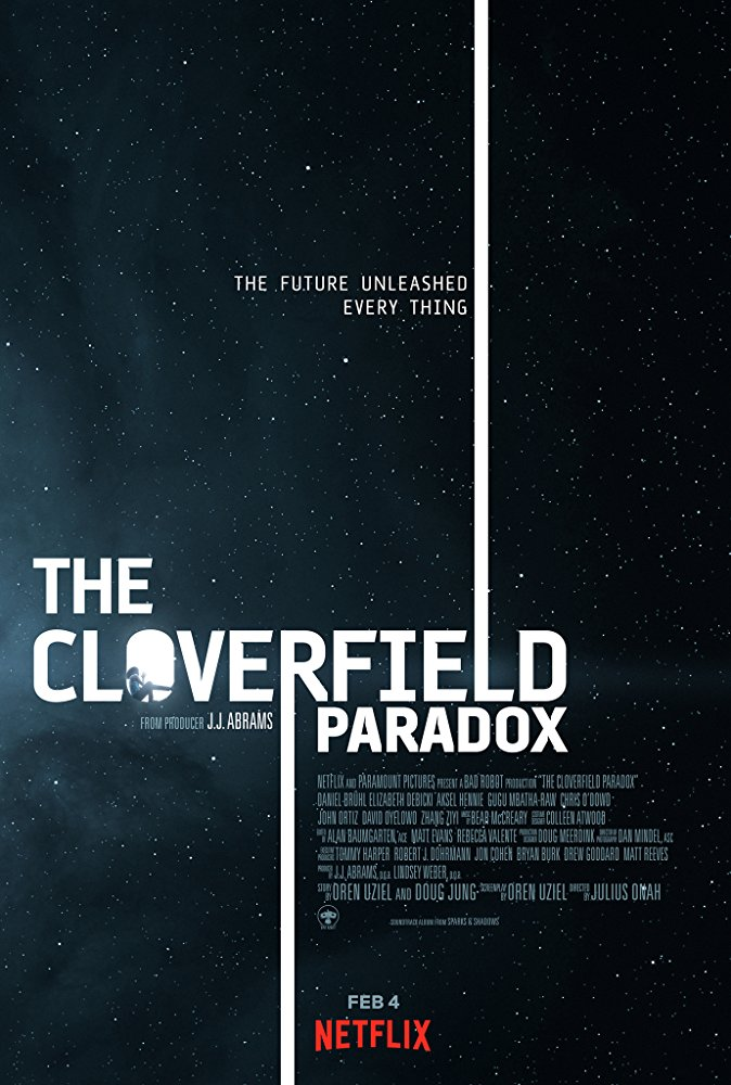 Revisit Rewatch Review: Cloverfield Paradox