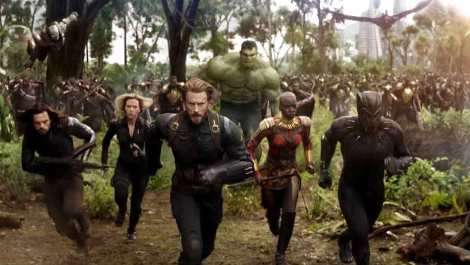 The Avengers – MCU Look Back