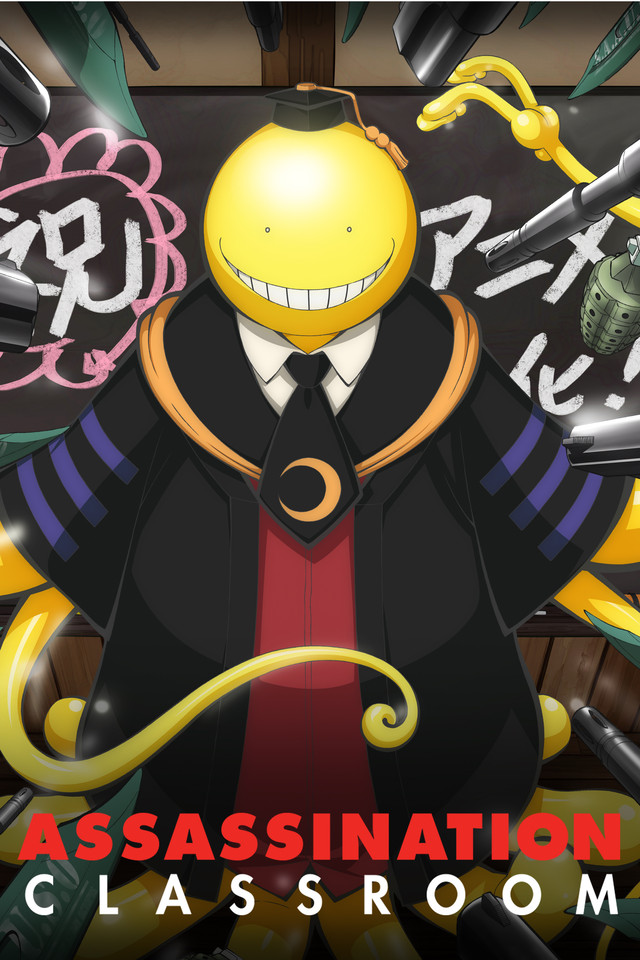 TelevisionTalks: Assassination Classroom