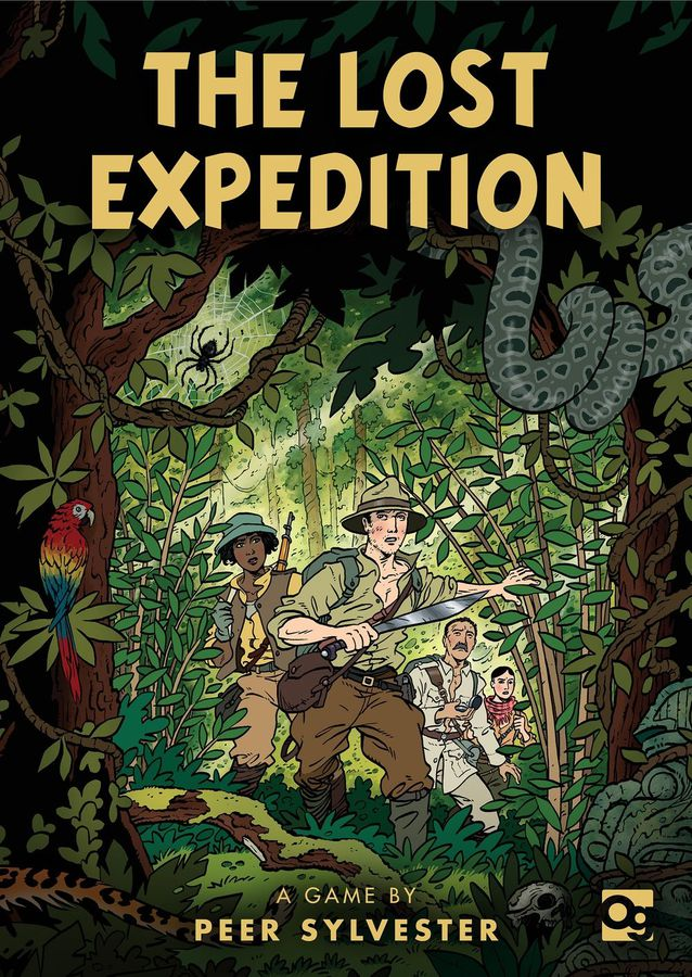 TableTopTakes: The Lost Expedition