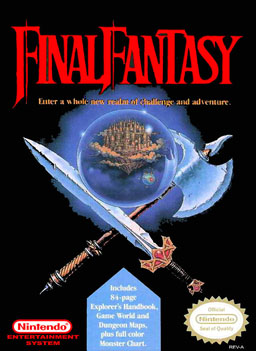 Cartridge Capers: Final Fantasy