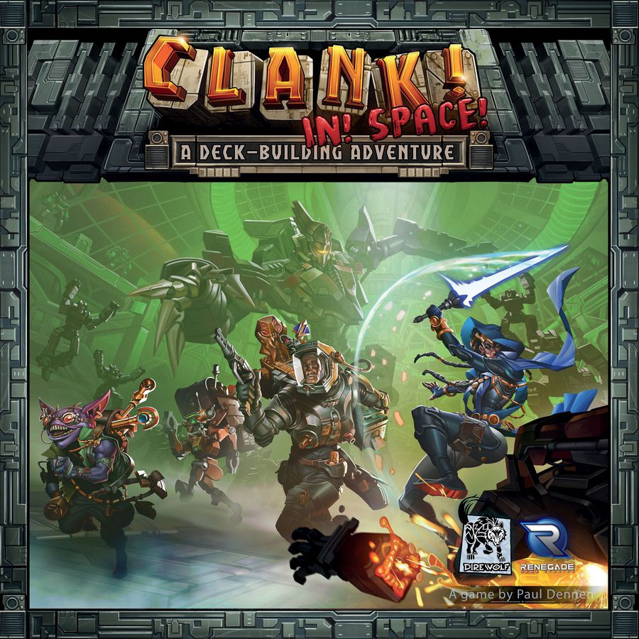 TableTopTakes: Clank! In! Space!