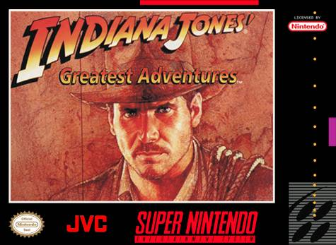 Cartridge Capers: Indiana Jones Greatest Adventures