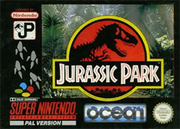 Cartridge Capers: Jurassic Park