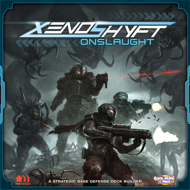 TableTopTakes: Xenoshyft: Onslaught