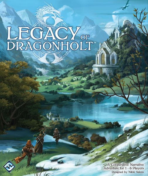 TableTopTakes: Legacy of Dragonholt