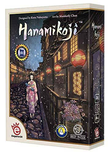 TableTopTakes: Hanamikoji