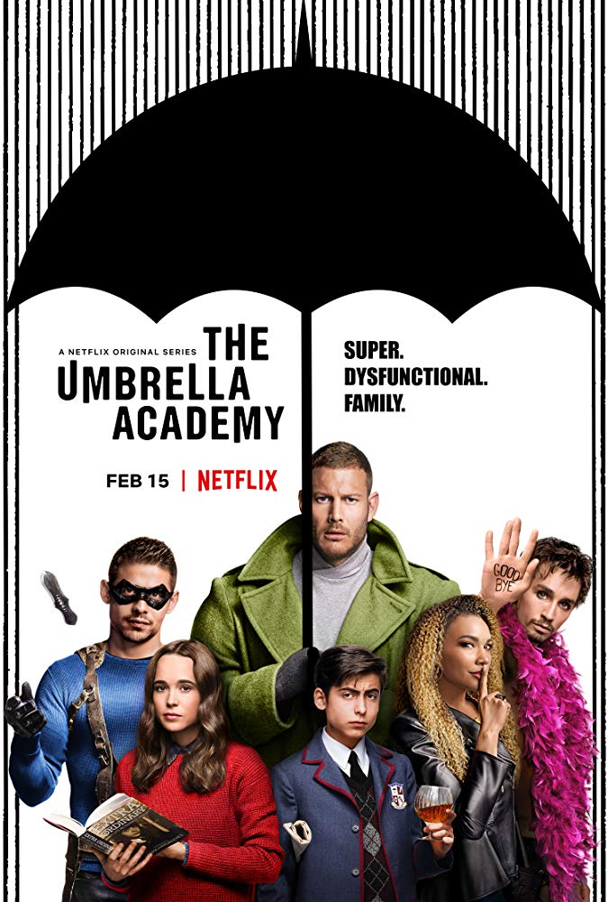 TelevisionTalks: Umbrella Academy