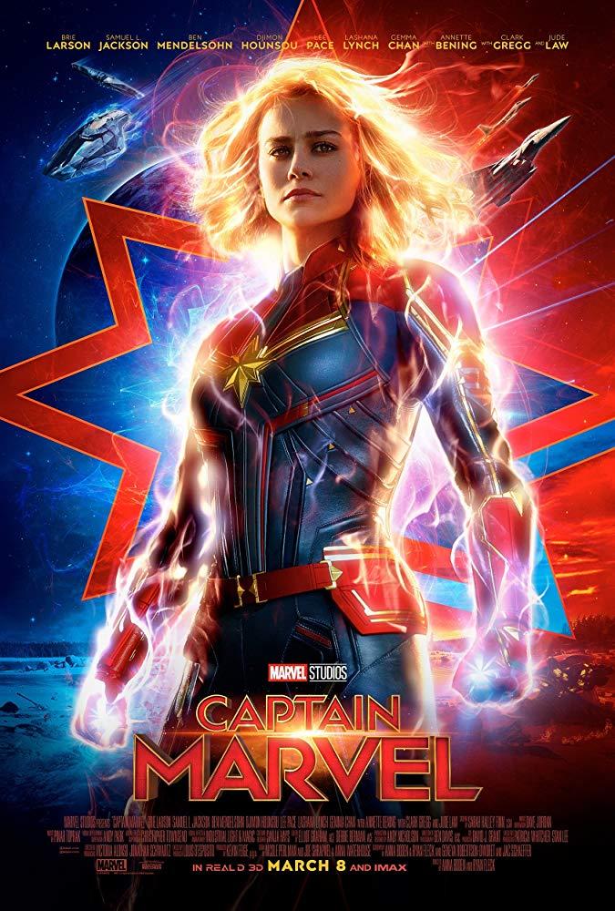 10 Minute Marvel Episode 21 – Who Is Carol Danvers?