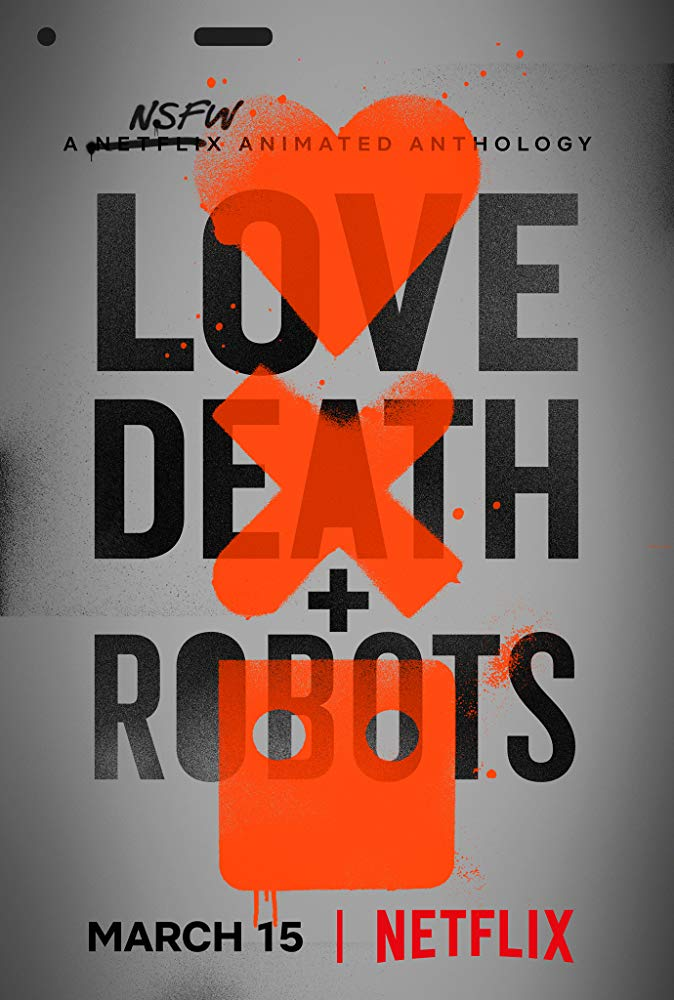 TelevisionTalks: Love, Death, + Robots