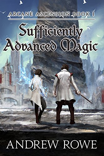 Book'em Nerdo – Arcane Ascension Series