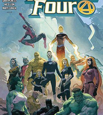 10 Minute Marvel: Marvel's First Family