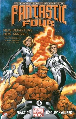 Dream Casting – Fantastic Four