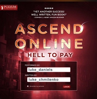 Book'em Nerdo – Ascend Online Book #1.5 – Hell to Pay