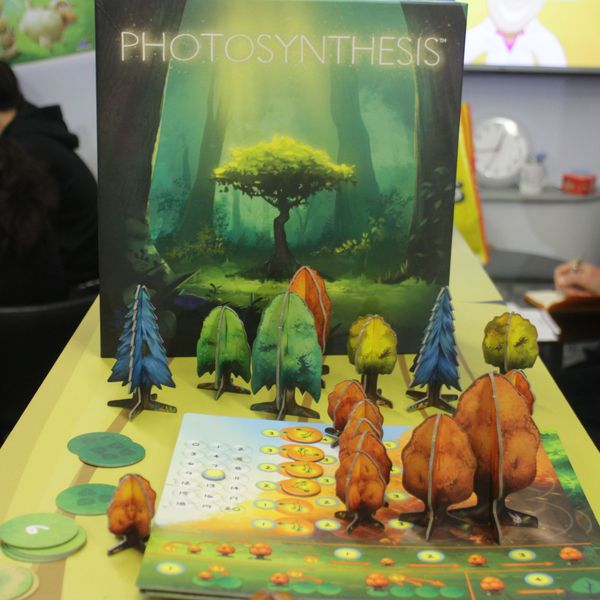 TableTopTakes: Photosynthesis