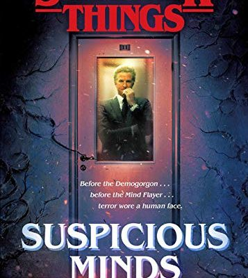 Book'em Nerdo – Stranger Things: Suspicious Minds