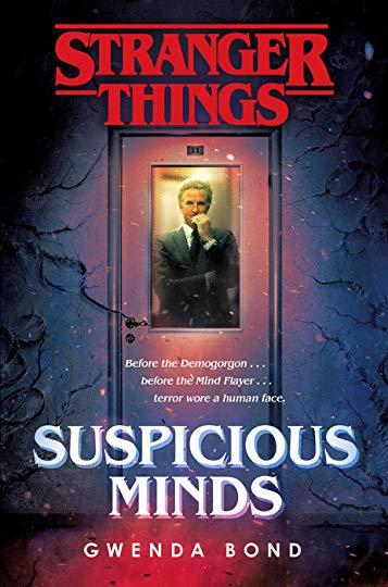 Book'em Nerdo – Stranger Things: Suspicious Minds