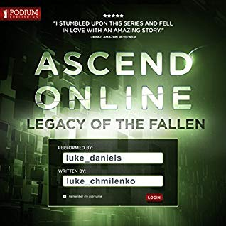Book'em Nerdo – Ascend Online #2 – Legacy of the Fallen