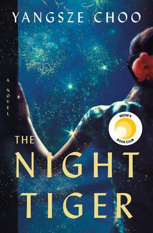 Book'em Nerdo – The Night Tiger