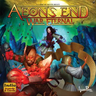 Malts and Meeples – Aeon's End War Eternal Unboxing