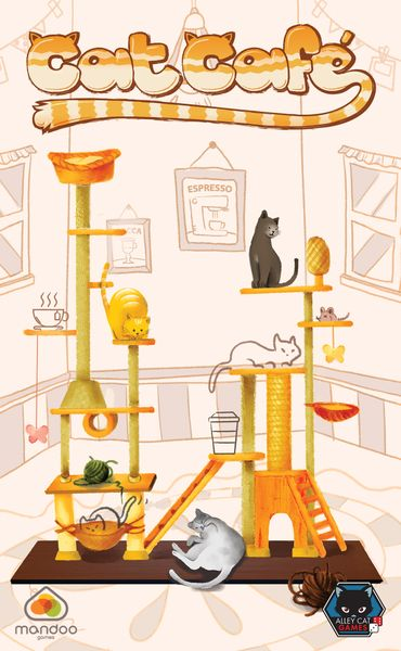 TableTopTakes – Cat Cafe