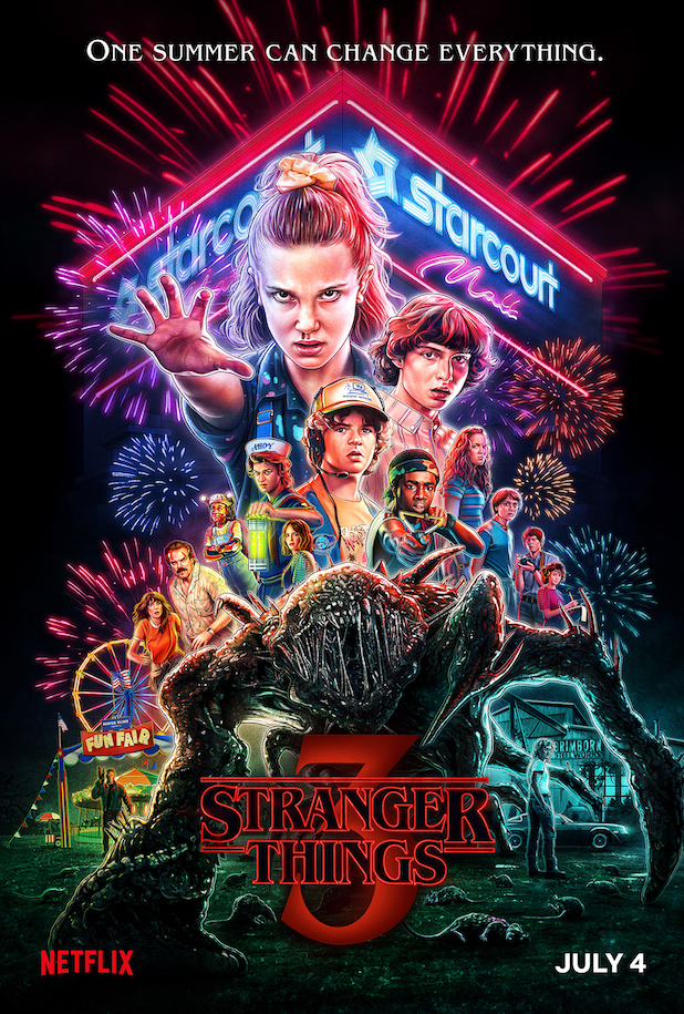 TelevisionTalks – Stranger Things Season 3