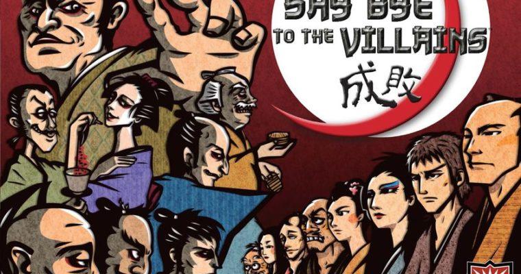 TableTopTakes: Say Bye to the Villain