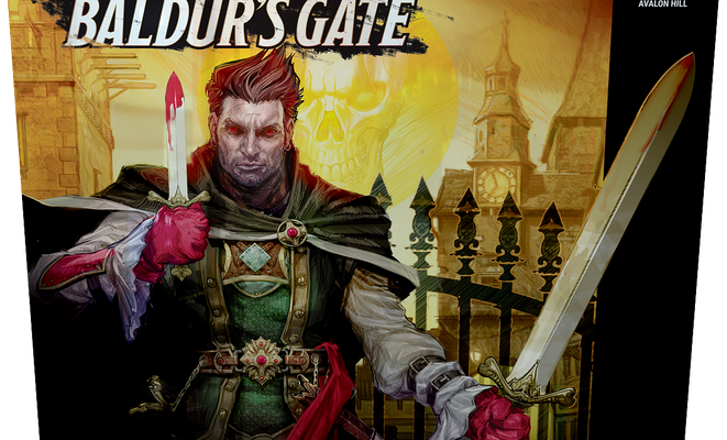 TableTopTakes: Betrayal at Baldur's Gate