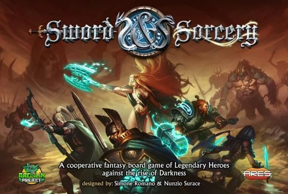 TableTopTakes: Sword & Sorcery