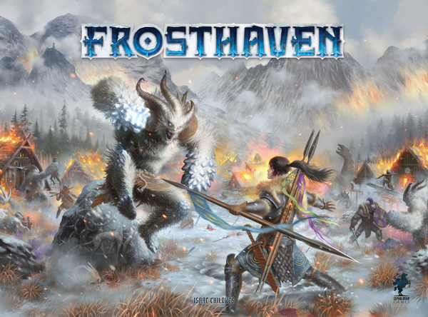 Frosthaven – Rolling Solo Preview