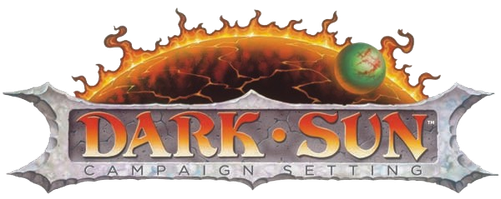 Dungeons and Dragons: Dark Sun