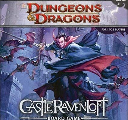 Dungeons and Dragons: Ravenloft