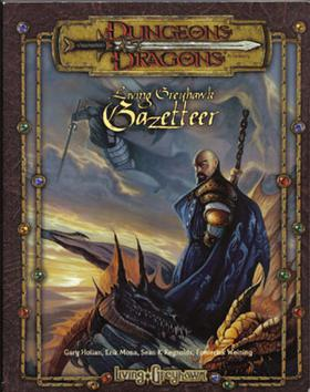 Dungeons and Dragons: Greyhawk