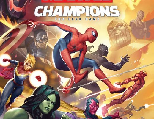 Malts and Meeples – Marvel Champions Spider-Man vs Rhino