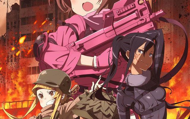 TelevisionTalks: Gun Gale Online
