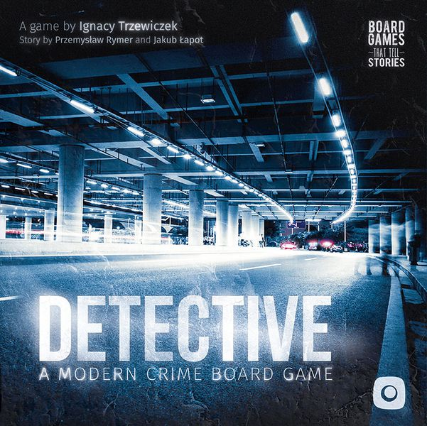 Beyond the Box Cover – Detective: A Modern Crime Board Game